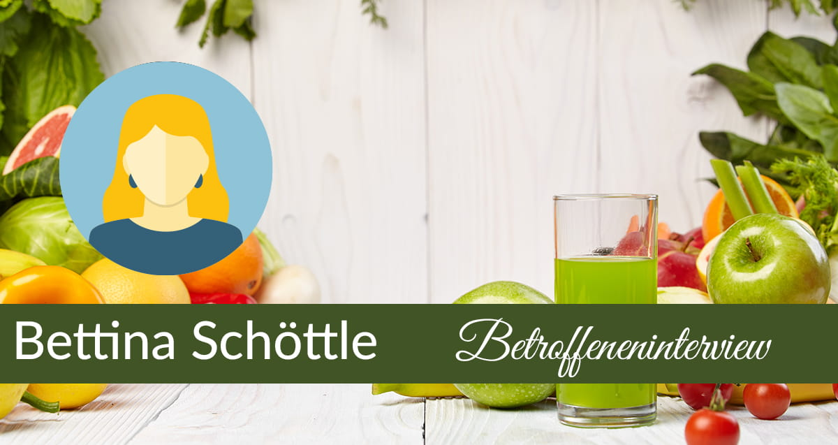 Betroffeneninterview mit Bettina Schöttle (47 Jahre): Hashimoto-Thyreoiditis