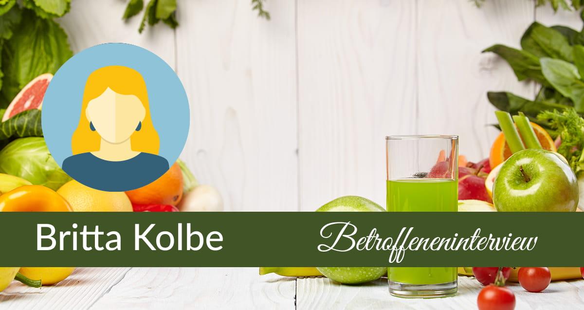 Betroffeneninterview mit Britta Kolbe (43 Jahre): Morbus Basedow