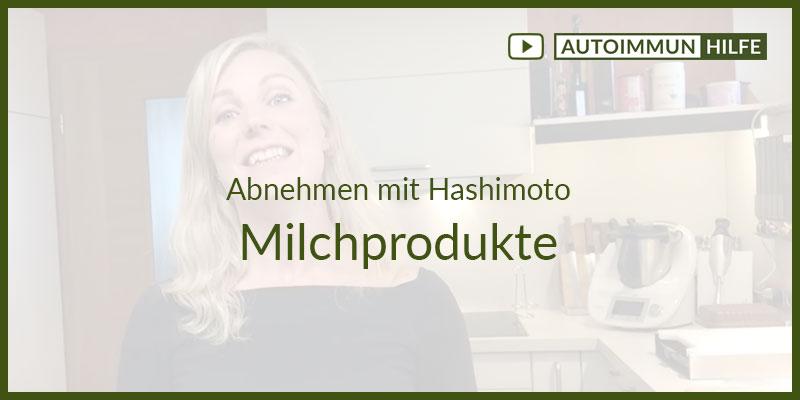 Abnehmen mit Hashimoto – Milchprodukte zum Abnehmen