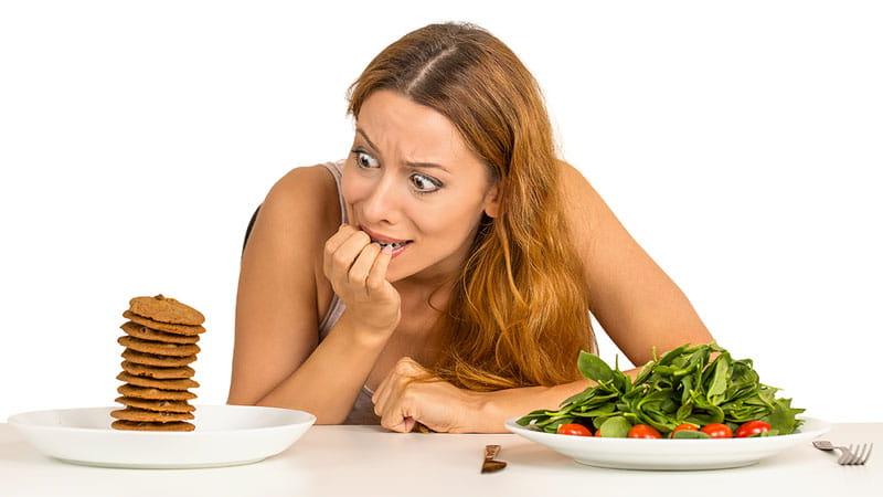 Hashimoto-Thyreoiditis und Heißhungerattacken