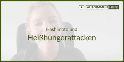 Hashimoto und Heißhungerattacken