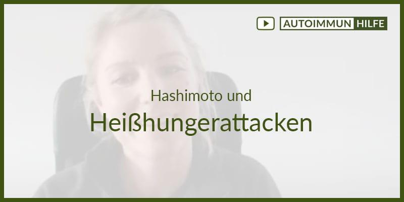 Hashimoto und Heißhungerattacken – Ursachen, Vermeidung, Gegenmaßnahmen