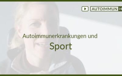 Sport bei Autoimmunerkrankungen