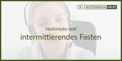 Hashimoto und intermittierendes Fasten