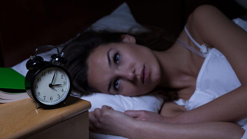 Nebennierenfehlfunktion - Schlafstörungen