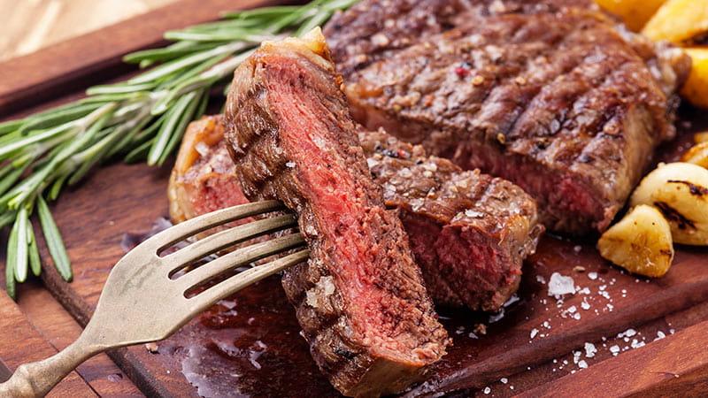 Autoimmunerkrankungen und Eisenmangel - rotes Fleisch
