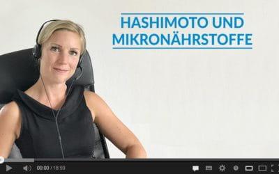 Hashimoto-Thyreoiditis – Mikronährstoffe