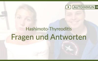 Hashimoto-Thyreoditis – Fragen und Antworten